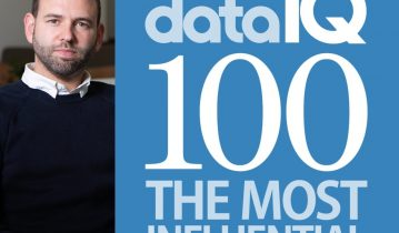 Picture of Jason Foster at dataIQ 100 most influential people in data